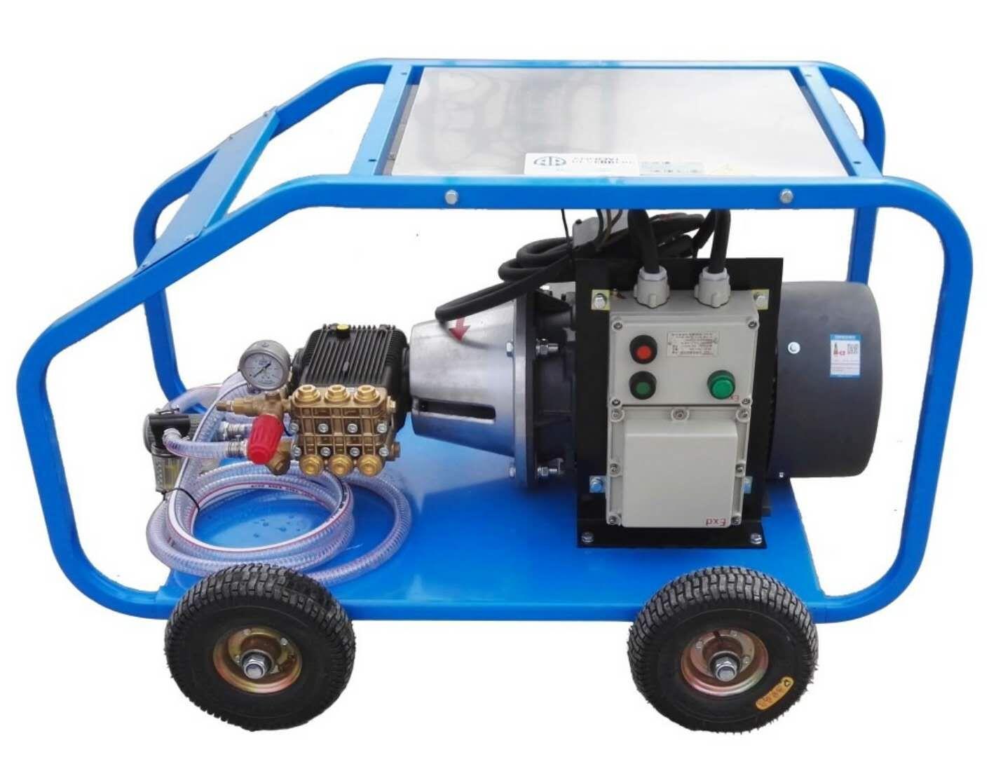 油田专用气动高压清洗机